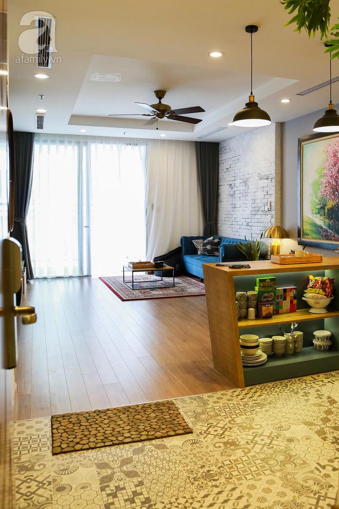Chỉ với 300 triệu đồng, vợ chồng 8x đã biến căn hộ 76m² thành nơi nghỉ dưỡng cuối tuần ngay tại Hà Nội - Ảnh 15.