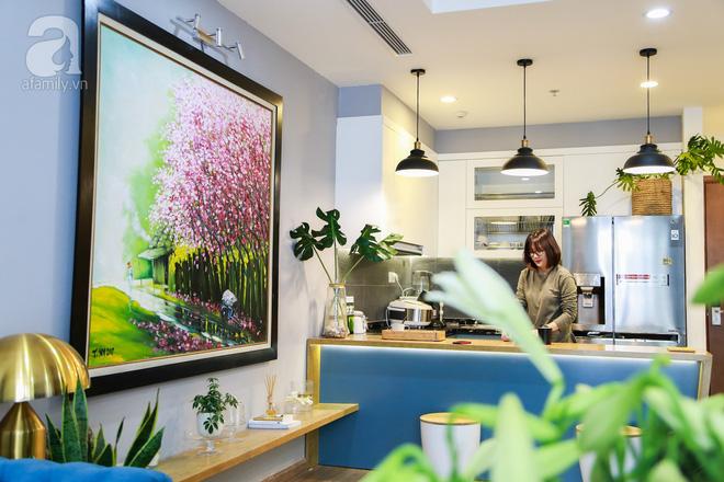 Chỉ với 300 triệu đồng, vợ chồng 8x đã biến căn hộ 76m² thành nơi nghỉ dưỡng cuối tuần ngay tại Hà Nội - Ảnh 12.
