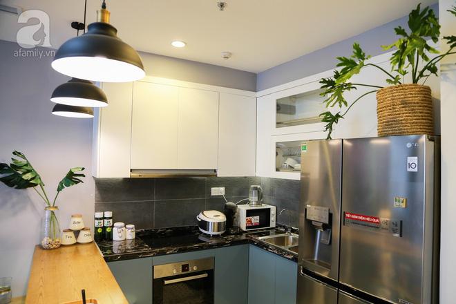 Chỉ với 300 triệu đồng, vợ chồng 8x đã biến căn hộ 76m² thành nơi nghỉ dưỡng cuối tuần ngay tại Hà Nội - Ảnh 14.