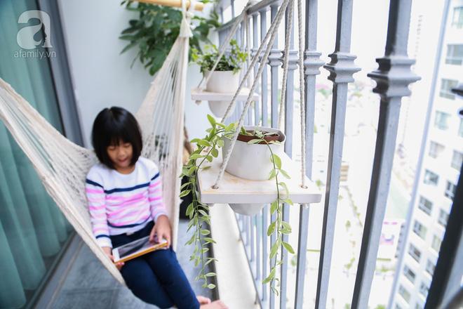 Chỉ với 300 triệu đồng, vợ chồng 8x đã biến căn hộ 76m² thành nơi nghỉ dưỡng cuối tuần ngay tại Hà Nội - Ảnh 5.