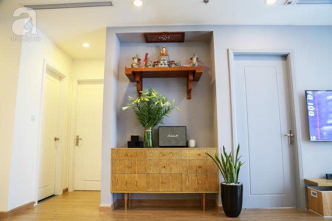 Chỉ với 300 triệu đồng, vợ chồng 8x đã biến căn hộ 76m² thành nơi nghỉ dưỡng cuối tuần ngay tại Hà Nội - Ảnh 7.
