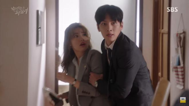 """""""Đối Tác Đáng Ngờ"""": Ji Chang Wook tỏa hào quang sát gái, nữ chính liền đổ gục! - Ảnh 2."""