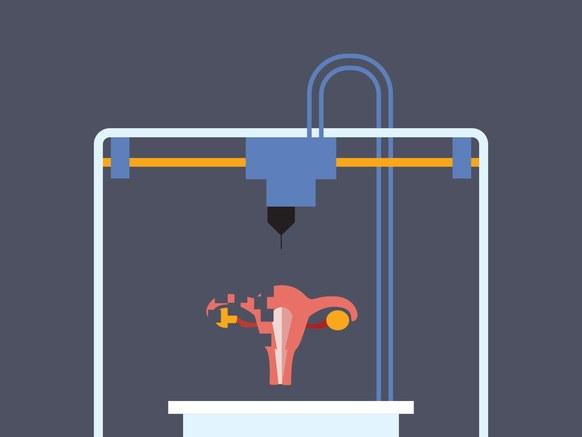 Nhiều phụ nữ vô sinh sẽ tìm lại được niềm vui làm mẹ khi công nghệ in 3D buồng trứng này phát triển thêm 5 - Ảnh 2.