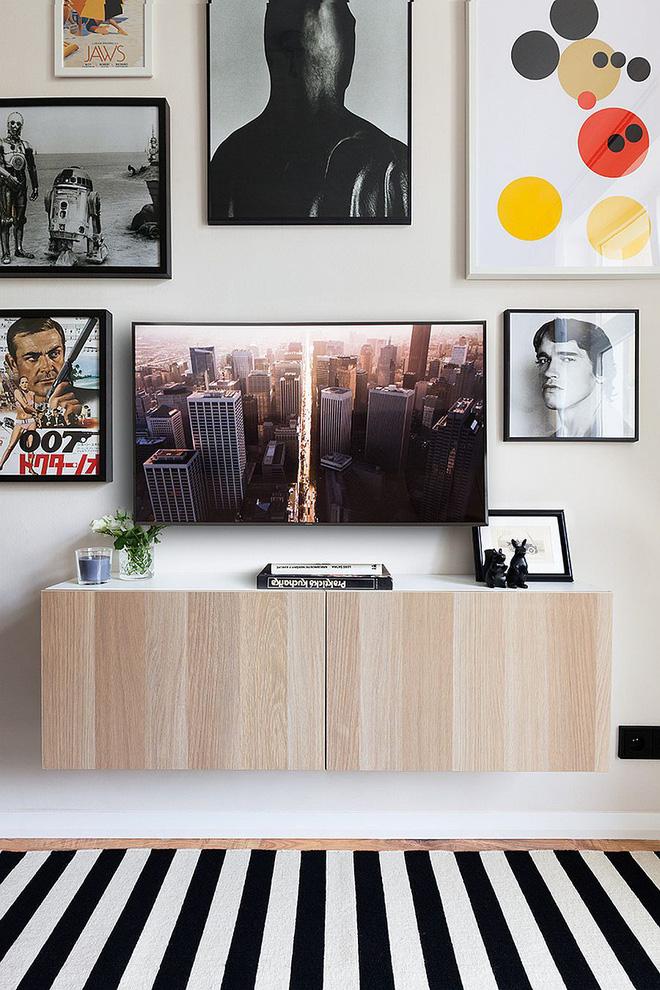 Sau cải tạo, căn hộ 45m² này đã có những bước tiến ngoạn mục về cả thẩm mỹ lẫn công năng - Ảnh 2.