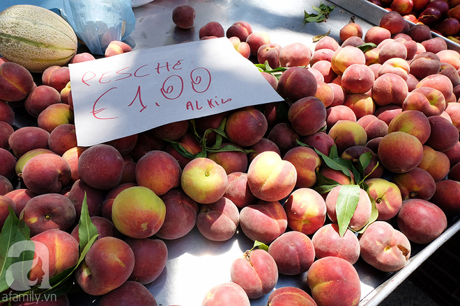 Trải nghiệm của cô gái Việt trên đất Ý: đi chợ nông dân mua rau quả, được khuyến mại niềm vui - Ảnh 8.