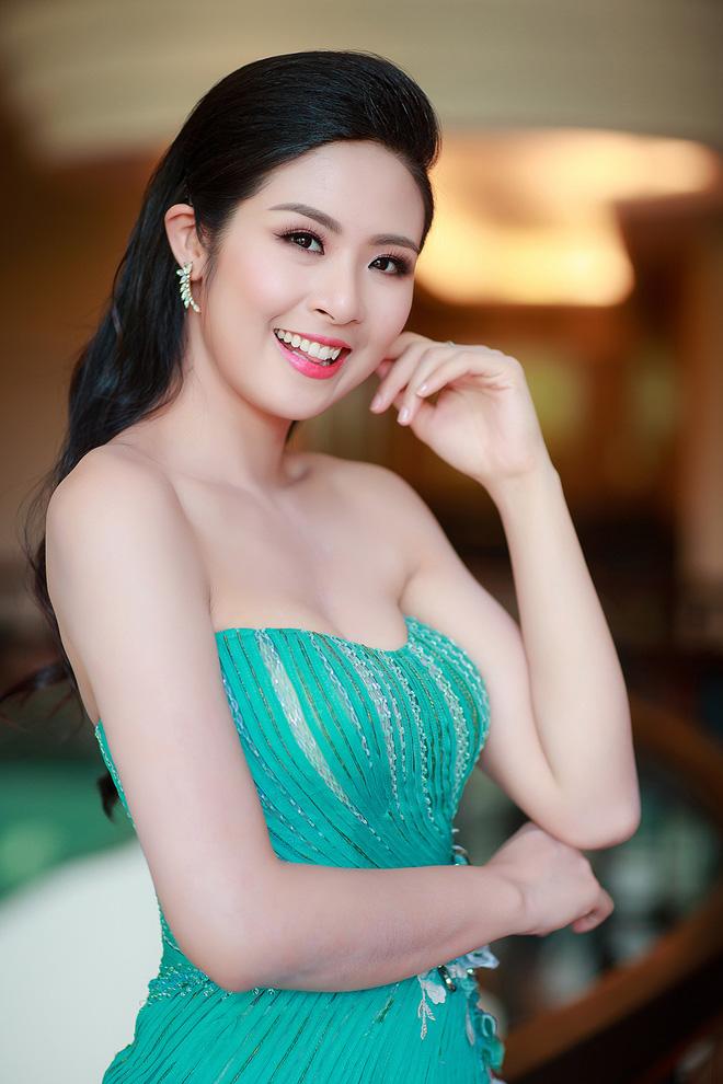 Căn hộ chung cư mang đậm hồn quê Việt của Hoa hậu Ngọc Hân - Ảnh 1.