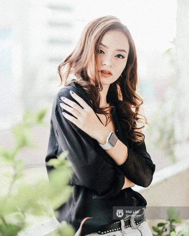 Nghe nữ thợ xăm 9X Hà Nội kể về những lần xăm trên vùng nhạy cảm của khách - Ảnh 2.