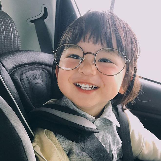 Nhóc tì Nhật Bản siêu cấp đáng yêu, mới 2 tuổi đã có 80k lượt theo dõi - Ảnh 2.