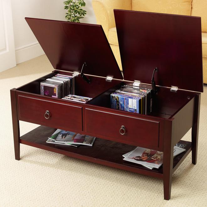 7 mẫu bàn giúp tối đa không gian lưu trữ cho nhà chật - Ảnh 4.