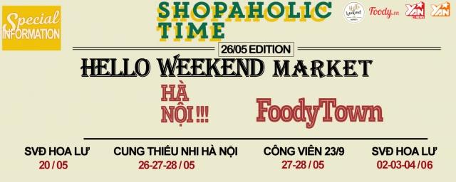Sắp cuối tuần rồi, sẵn sàng bung lụa với hàng loạt sự kiện ngon bổ rẻ ở Hà Nội, Sài Gòn thôi! - Ảnh 7.