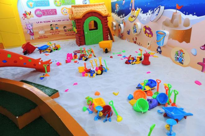 5 khu vui chơi trong nhà trò chơi đa dạng, điều hòa mát lạnh để cho trẻ đi trốn cái nóng đỉnh điểm - Ảnh 12.