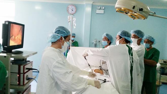 Bị viêm ruột thừa nhưng tưởng động thai, thai phụ Bình Phước suýt mất con - ảnh 1
