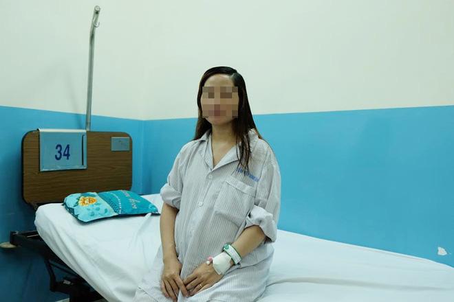 Bị viêm ruột thừa nhưng tưởng động thai, thai phụ Bình Phước suýt mất con - ảnh 2