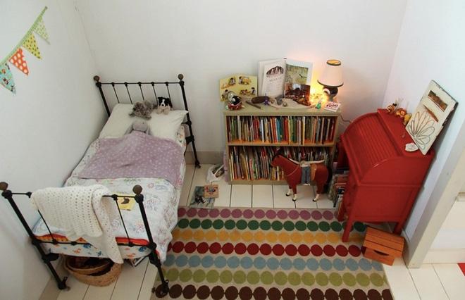Nếu được sở hữu những phòng ngủ lung linh như thế này hẳn bé nhà bạn sẽ rất thích - Ảnh 1.
