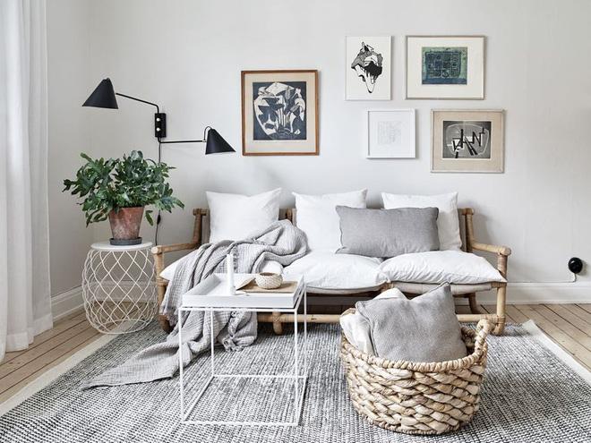 8 mẫu sofa nhỏ đẹp long lanh mà cực hợp cho nhà chật - Ảnh 3.