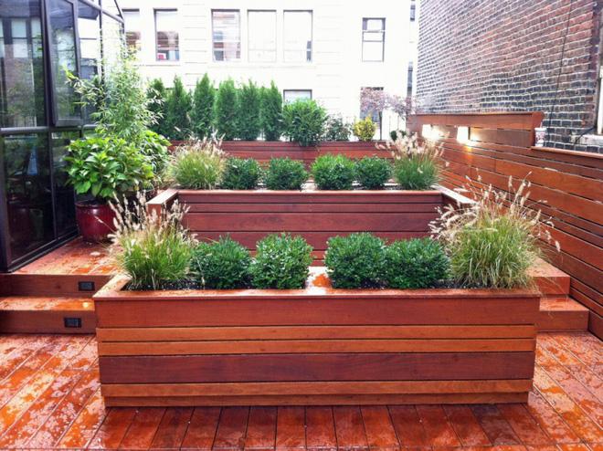 9 khu vườn trên sân thượng vừa đẹp, vừa dễ làm, rất hợp với nhà nhỏ - Ảnh 7.