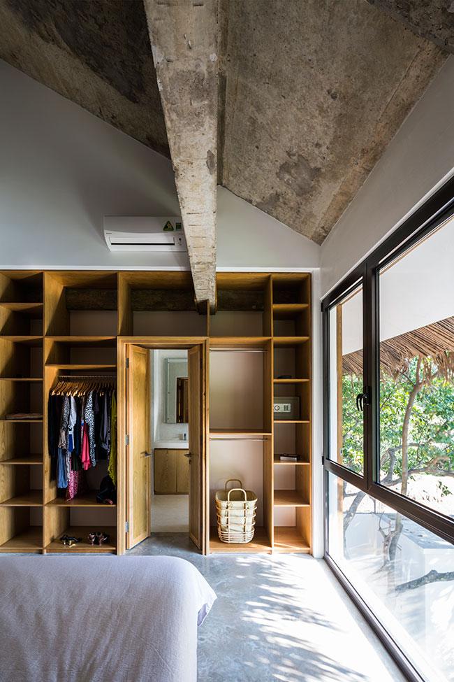 Mê mẩn với ngôi nhà vườn lợp mái lá dừa đẹp ngang khu nghỉ dưỡng cao cấp ở Trà Vinh - Ảnh 12.