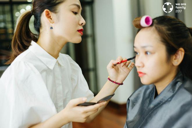 Phù thủy make up Quách Ánh: Nhiều người cứ tưởng nghề trang điểm chỉ là tô son, trát phấn lên mặt người khác... - Ảnh 3.