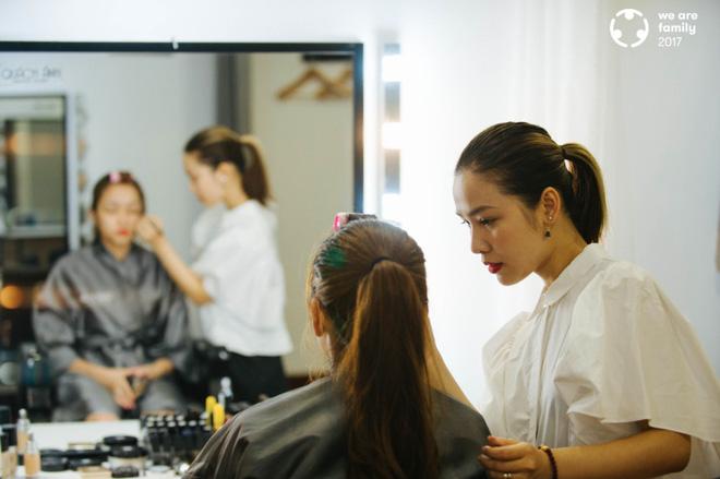 Phù thủy make up Quách Ánh: Nhiều người cứ tưởng nghề trang điểm chỉ là tô son, trát phấn lên mặt người khác... - Ảnh 6.