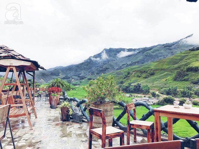 5 quán cafe rất xinh mà view tuyệt đẹp nhất định nên ghé khi đến Sa Pa - Ảnh 30.