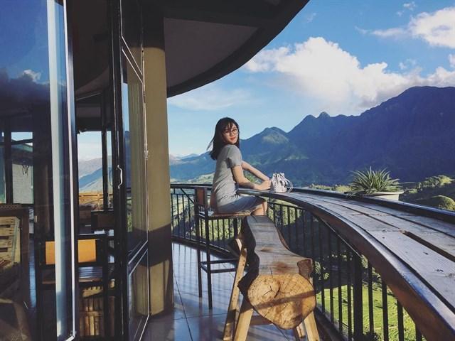 5 quán cafe rất xinh mà view tuyệt đẹp nhất định nên ghé khi đến Sa Pa - Ảnh 10.