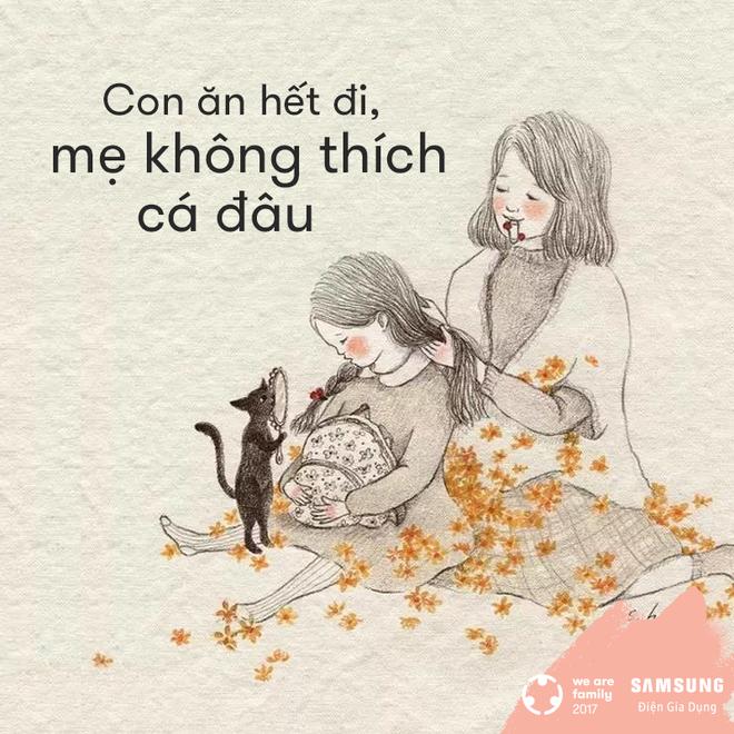 7 lời nói dối của mẹ khiến con cả đời sống trong hạnh phúc - Ảnh 2.