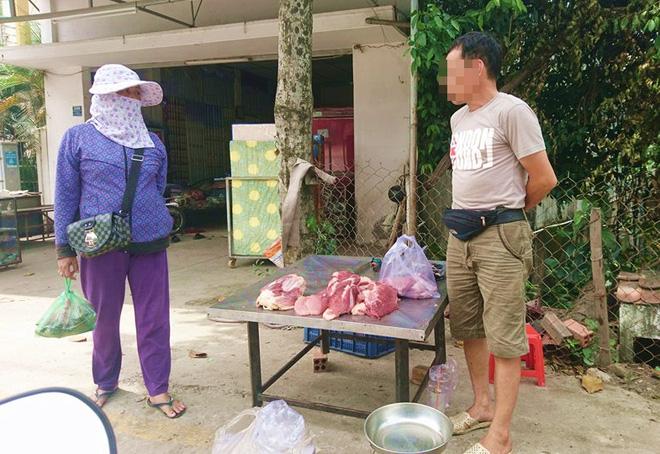 Thực hư chuyện thịt heo 100.000/3kg bán tràn lan khắp lề đường Sài Gòn - Ảnh 8.
