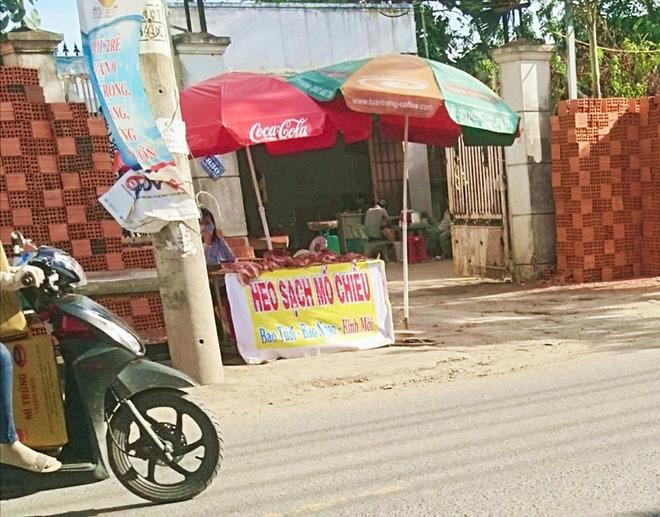 Thực hư chuyện thịt heo 100.000/3kg bán tràn lan khắp lề đường Sài Gòn - Ảnh 2.