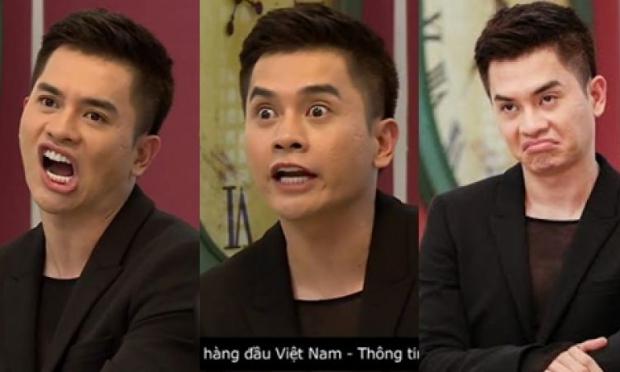 Nam Trung - Thánh biểu cảm của Vietnams Next Top Model 2017 đã xuất hiện rồi đây - Ảnh 12.