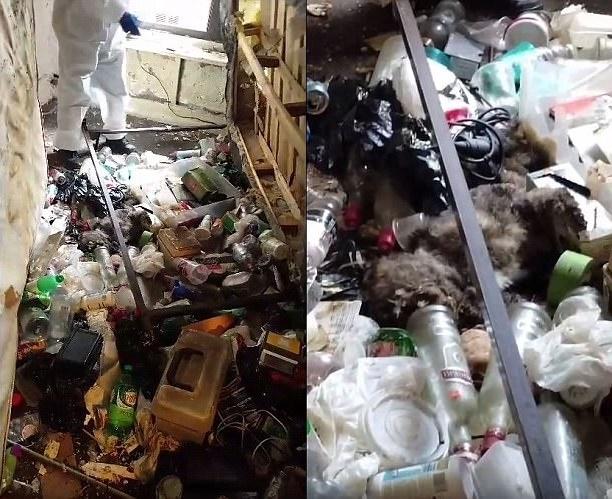 Quản lý tòa nhà tá hỏa khi thấy cảnh tượng ngổn ngang bên trong căn hộ của kẻ thuê nhà bẩn nhất Manhattan, Mỹ - Ảnh 3.