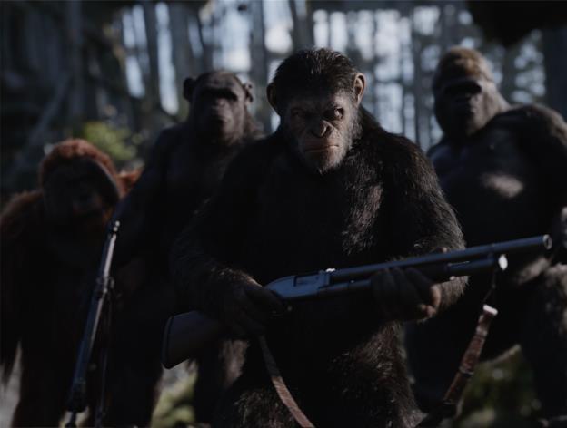 """Đại chiến hành tinh khỉ: """"Lọ muối"""" khiến bom tấn mùa hè bớt nhạt - Ảnh 1."""