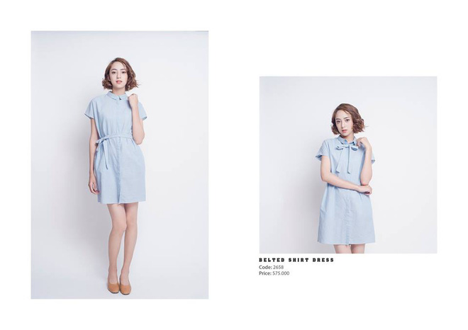 Xanh baby và những gợi ý váy áo vừa rẻ vừa đẹp đến từ các thương hiệu Việt - Ảnh 17.