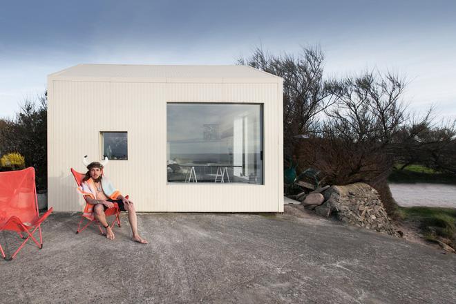 Căn nhà ven biển của chàng trai độc thân chỉ 12m² nhưng đã nhìn là mê tít bởi quá đẹp và tiện nghi - Ảnh 8.