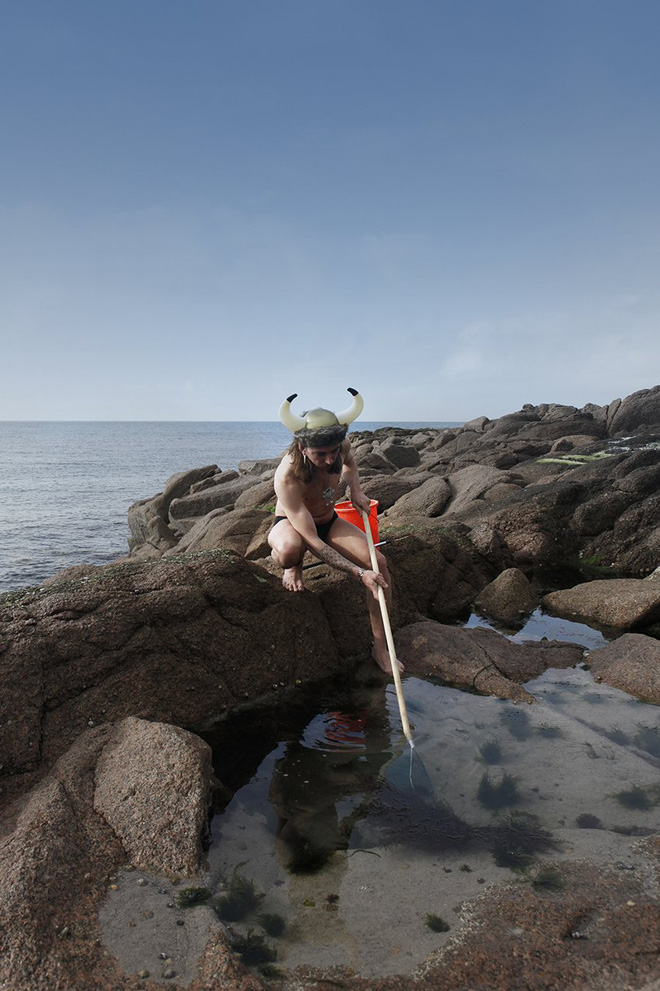 Căn nhà ven biển của chàng trai độc thân chỉ 12m² nhưng đã nhìn là mê tít bởi quá đẹp và tiện nghi - Ảnh 7.