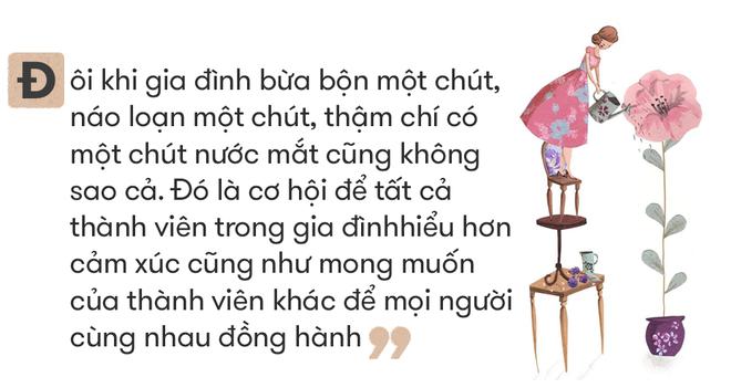 Tác giả sách gia đình Phạm Thị Hoài Anh: Phụ nữ hạnh phúc nhất khi sống giấc mơ đời mình - Ảnh 9.