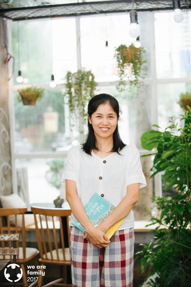 Hoài Anh - Nữ nhà báo 8x tìm được động lực thực hiện giấc mơ đời mình từ chính chồng con - Ảnh 4.