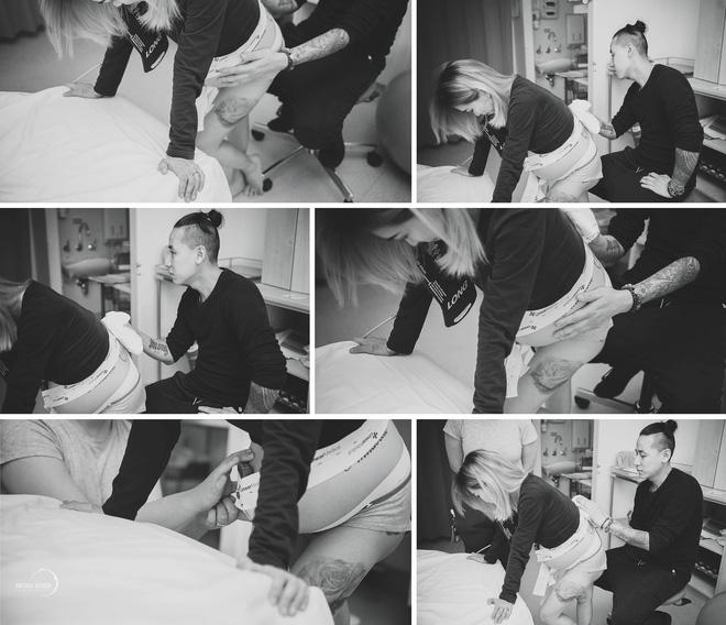 Hạnh phúc viên mãn của nàng dâu Việt tại Úc được nhà chồng ủng hộ sự nghiệp riêng, vượt cạn có chồng kề cận - Ảnh 8.