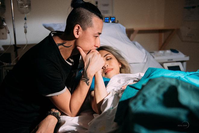 Hạnh phúc viên mãn của nàng dâu Việt tại Úc được nhà chồng ủng hộ sự nghiệp riêng, vượt cạn có chồng kề cận - Ảnh 5.
