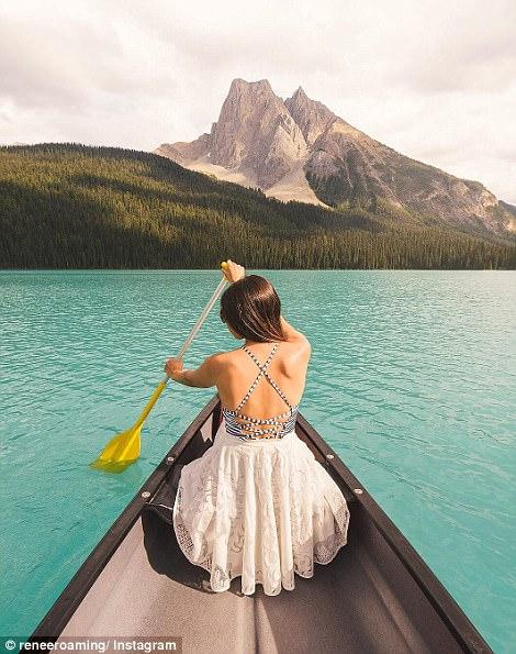 Cô nàng xinh đẹp tiết lộ bí quyết chụp ảnh du lịch siêu xinh, siêu đơn giản cho hội chị em sống ảo - Ảnh 4.