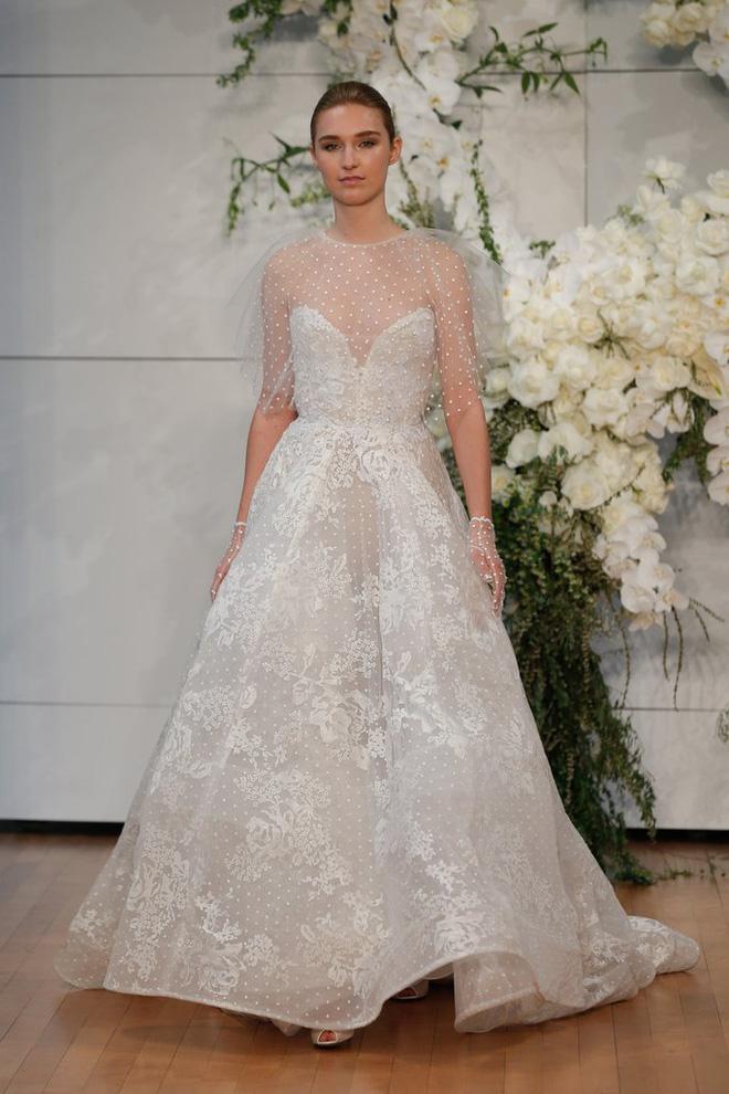 Nếu cưới năm nay, nhất định bạn phải chọn kiểu áo cưới này! - Ảnh 2.