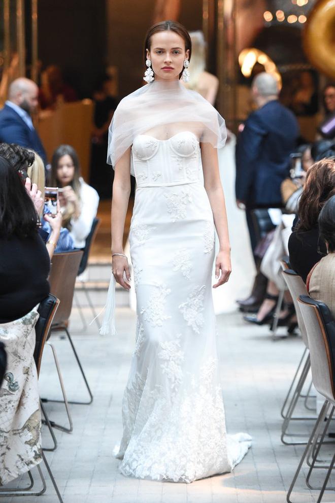 Nếu cưới năm nay, nhất định bạn phải chọn kiểu áo cưới này! - Ảnh 3.