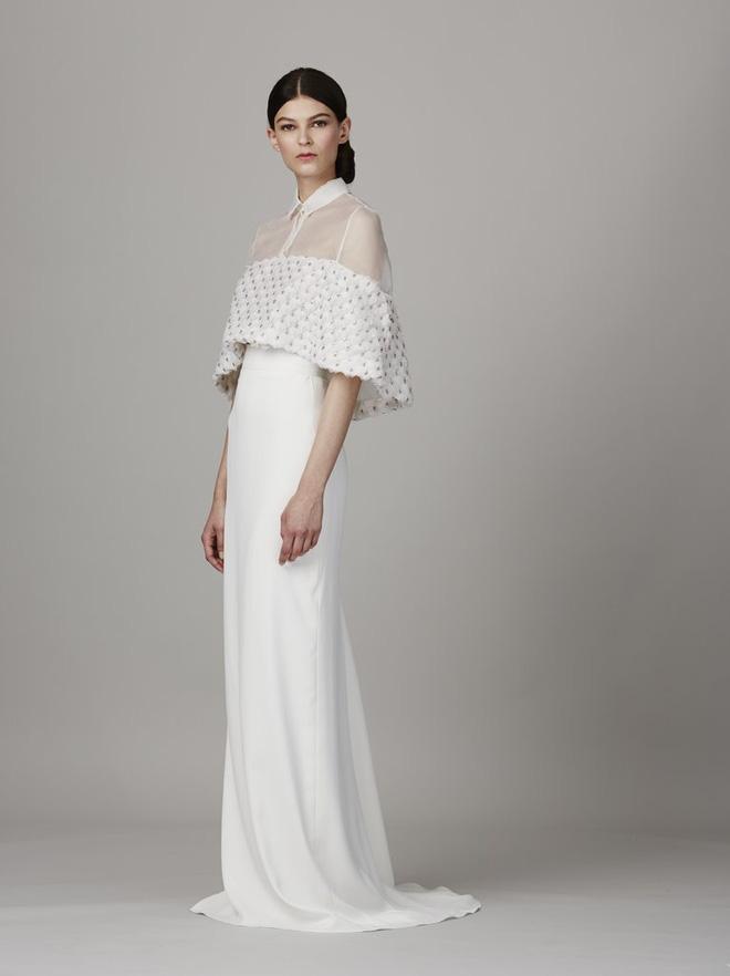 Nếu cưới năm nay, nhất định bạn phải chọn kiểu áo cưới này! - Ảnh 4.