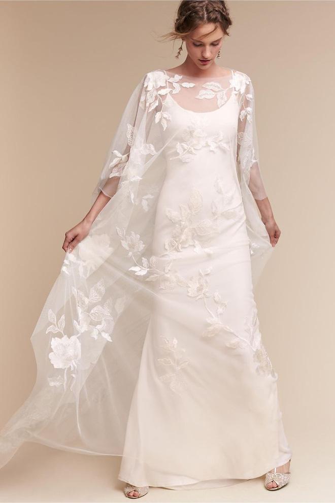 Nếu cưới năm nay, nhất định bạn phải chọn kiểu áo cưới này! - Ảnh 6.