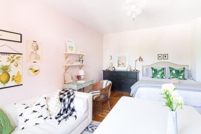 Căn hộ 30m² này chính là ví dụ hoàn hảo về việc nhà nhỏ vẫn có thể đẹp và tiện nghi - Ảnh 6.