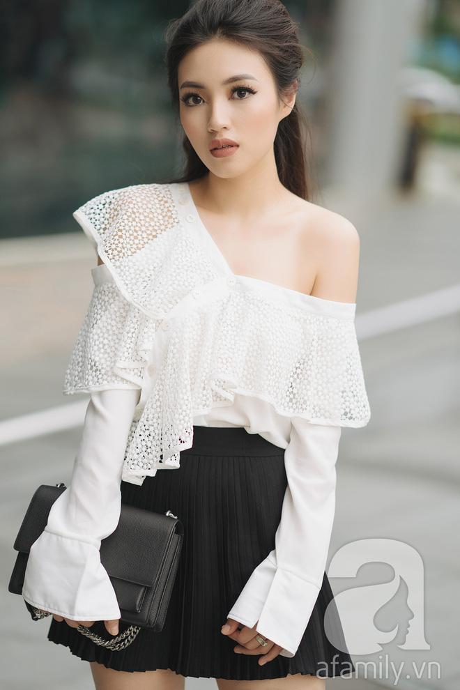 Cilly Nguyễn: cô nàng mê túi xách còn hơn cả trang phục - Ảnh 3.