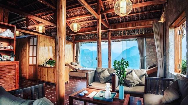 2 resort có bể bơi vô cực đẹp ngất ngây, cách Hà Nội chỉ 1 đêm đi tàu - Ảnh 5.
