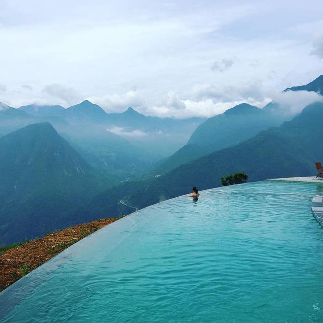 2 resort có bể bơi vô cực đẹp ngất ngây, cách Hà Nội chỉ 1 đêm đi tàu - Ảnh 6.