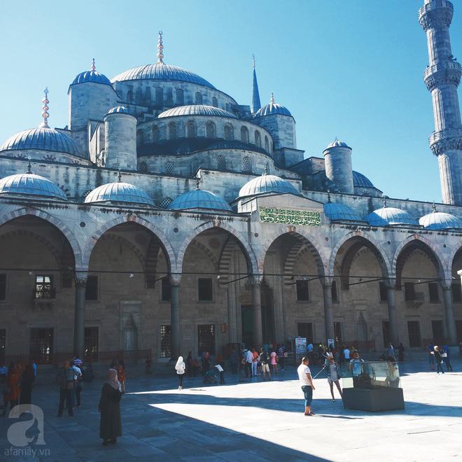 Istanbul - ai rời đi cũng mang theo một mối tình - Ảnh 14.