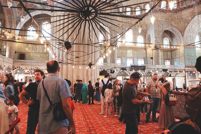 Istanbul - ai rời đi cũng mang theo một mối tình - Ảnh 15.