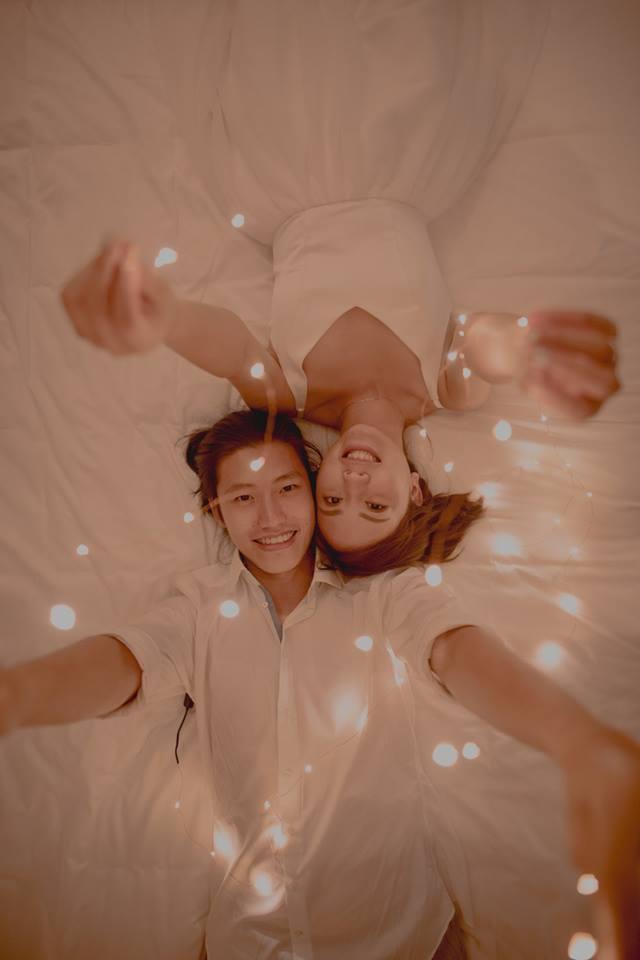 Đứng ngồi không yên trước bộ ảnh cưới đẹp như mơ chụp tại Việt Nam của cặp đôi Đài Loan - Ảnh 21.
